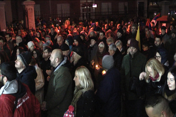 Timočka eparhija uz narod u Crnoj Gori (VIDEO)